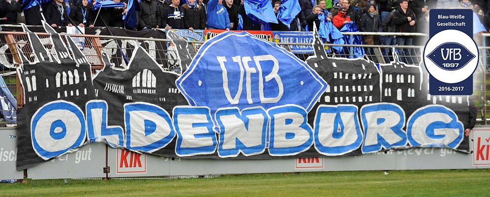 VfB Oldenburg von 1897 e.V. - Blau-Weiße Gesellschaft